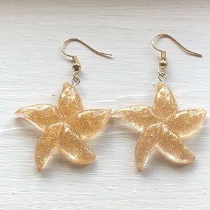 Starfish Earrings Coronado